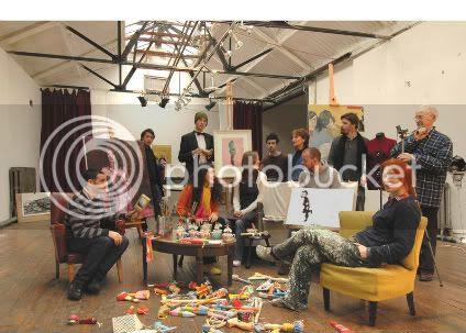 La Catedral Studios Artists