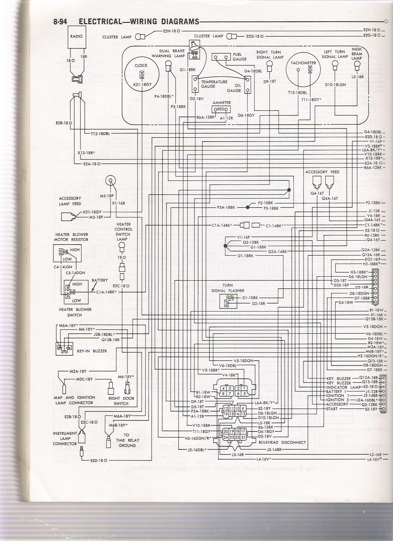 Blinker Tach Chevelle Wiring Diagram 250 Scooter Wiring Diagram Begeboy Wiring Diagram Source