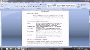 Telecharger Traitement De Texte Word 2007 Gratuitement