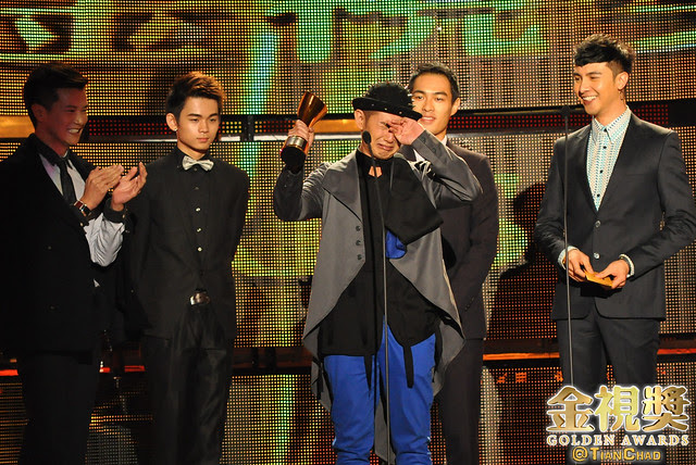 NTV7 Golden Awards 《金视奖》 2012