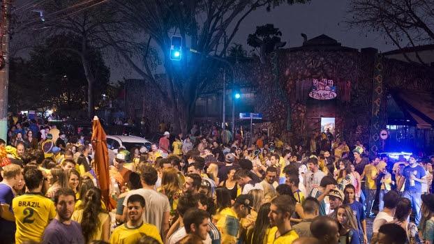 Festa Vila Madalena São Paulo