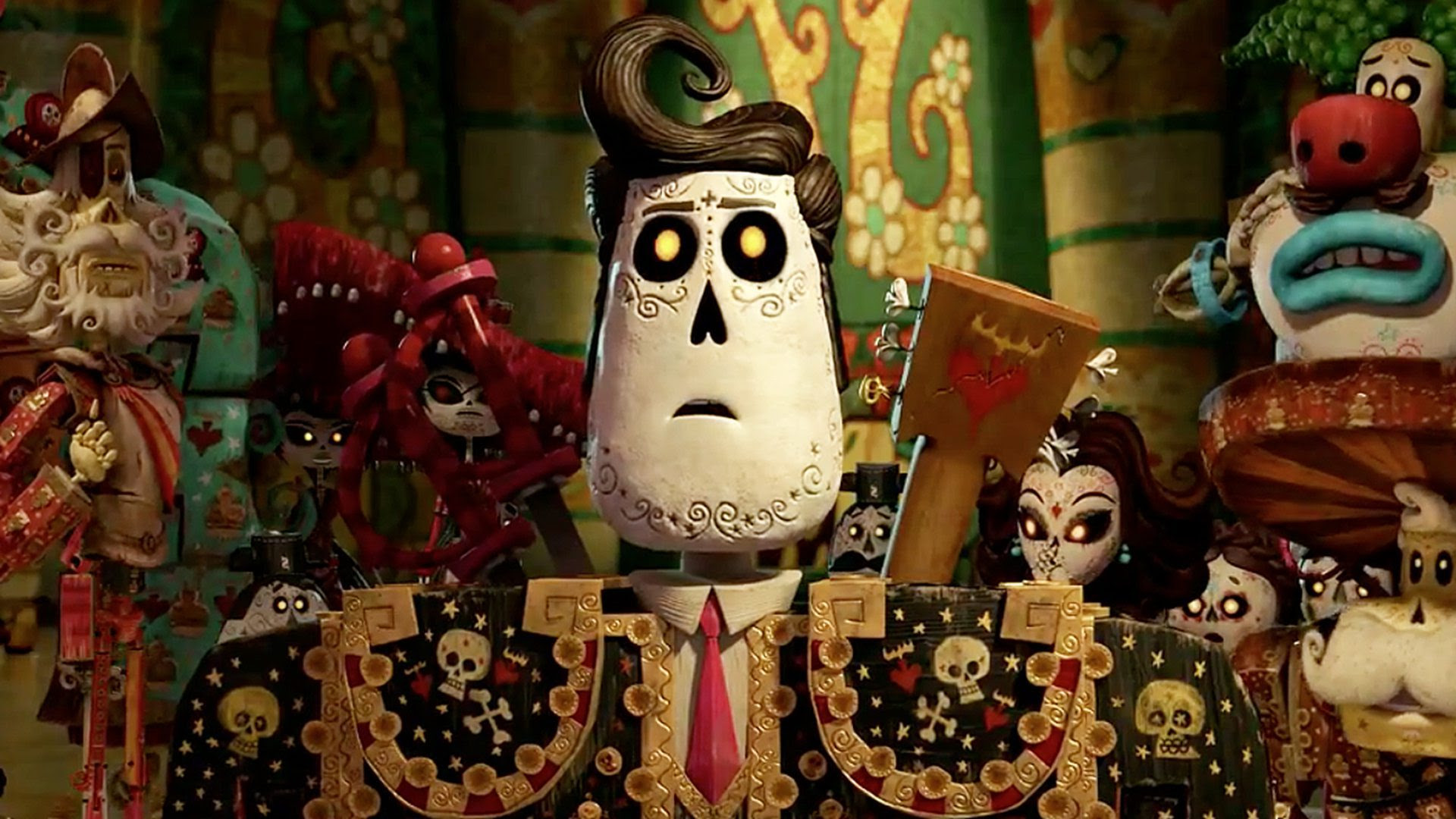 Film Review The Book Of Life 2014