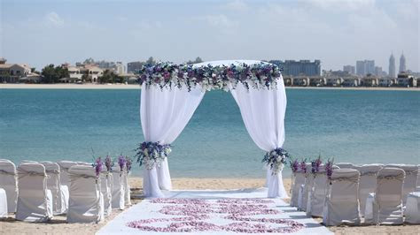 Your Perfect Wedding Ceremony in Dubai   Kempinski Palm