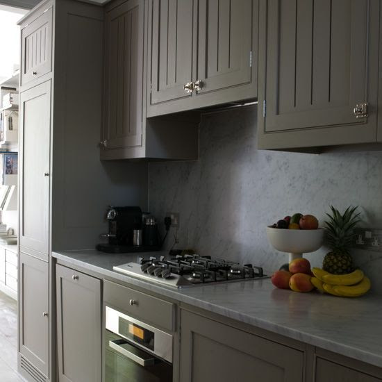 Slate-Grey-Kitchen-Cabinets – Grey Kitchen Cabinets and Cheerful ...