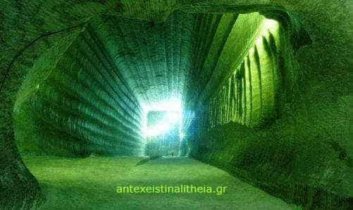 Αστρικές πύλες στη σπηλιά του Δίστομου στη Βοιωτία