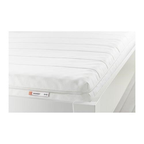 MOSHULT Foam mattress  Twin  IKEA