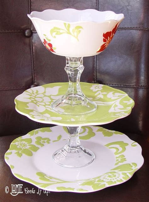 25  Best Ideas about Cheap Cake Stands on Pinterest