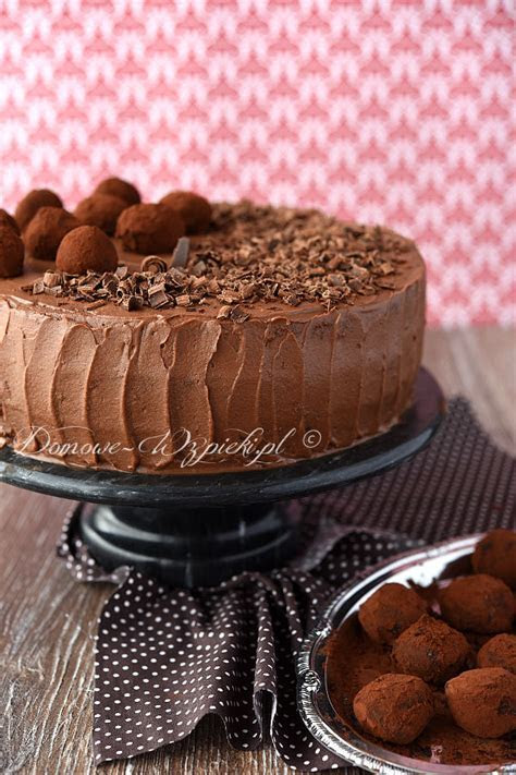 Chocolate Truffle Cake Pictures, Photos, and Images for