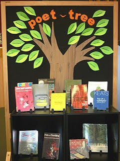 library bulletin board displays