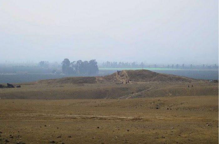 cerro del gentil pirâmide