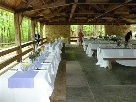 brown county state park wedding shelter   Google Search