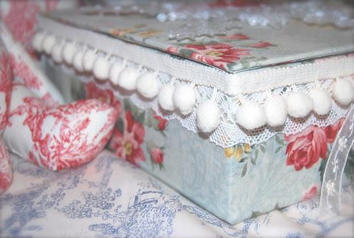En Navidad caja detalle