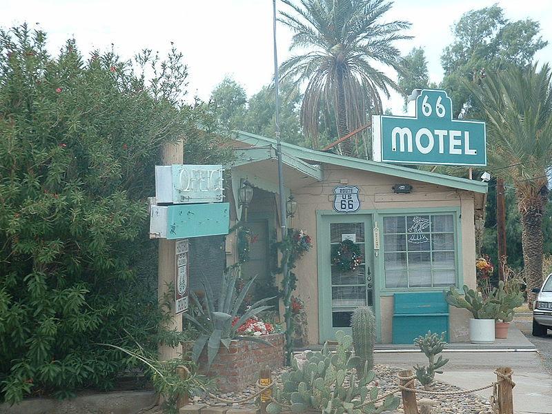 File:Route 66 Motel Needles CA.JPG