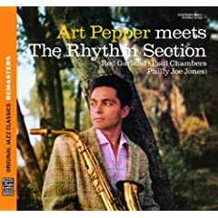 Art Pepper Meets The Rhythm Section [Remastered] cover