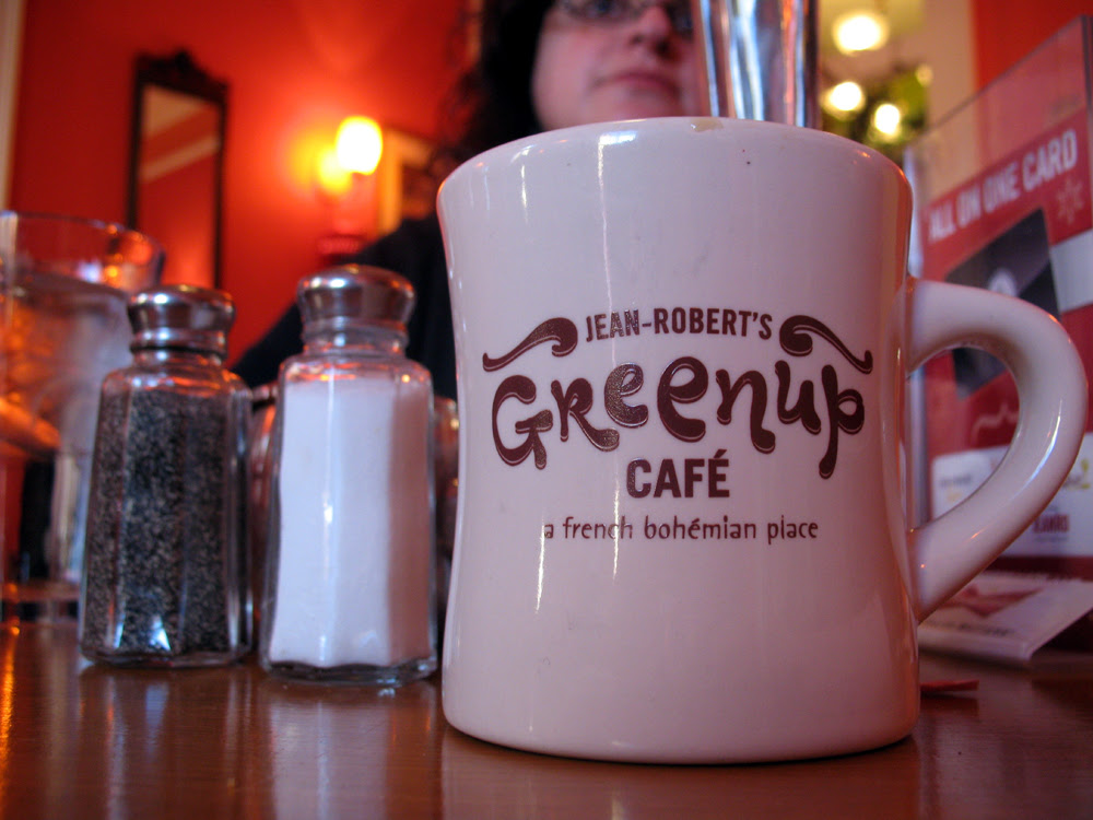 Greenup cafe