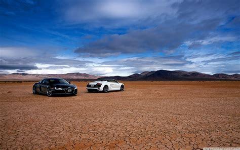 Audi R8 In The Desert 4K HD Desktop Wallpaper for ? Dual Monitor Desktops ? Tablet ? Smartphone