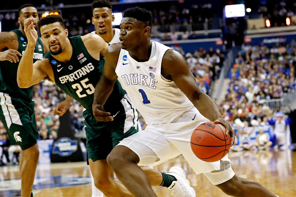 849a11c82bb NBA scout believes Zion Williamson s closest analog is Draymond Green