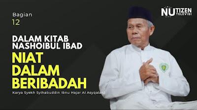 Ngaji Live bersama KH Muhyiddin Zeni