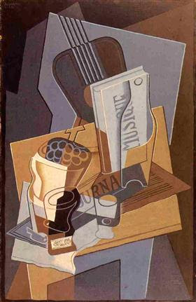 The Book of Music - Juan Gris