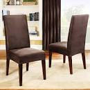 Sure Fit Short Dining Room Chair Cover - Walmart.