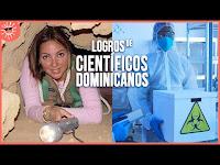 Logros de científicos Dominicanos