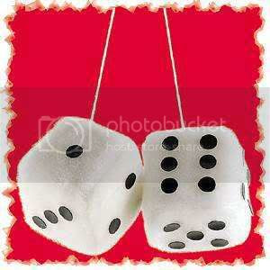 Fuzzy Dice Pictures, Images and Photos