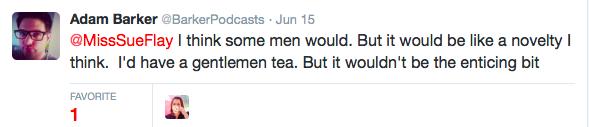 What Is A Gentleman's Tea?