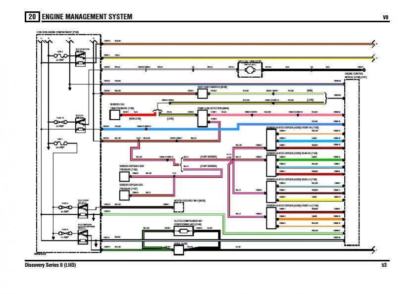 Land Rover Radio Wiring Diagram