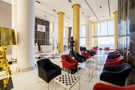 Lobby Bar Flirty sophistication   Hotel Mousai Puerto Vallarta