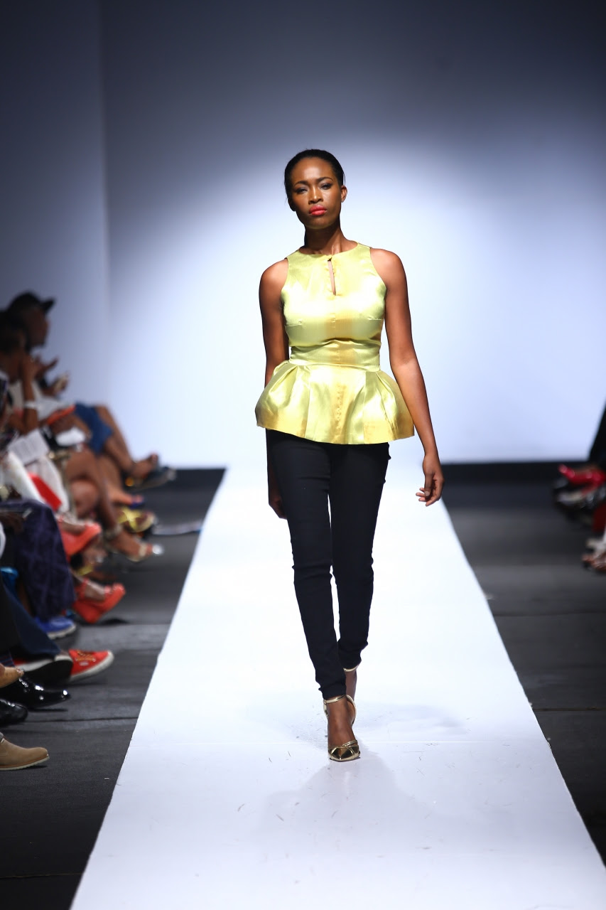 Heineken Lagos Fashion & Design Week 2015 Ade Bakare Collection - BellaNaija - October 20150014