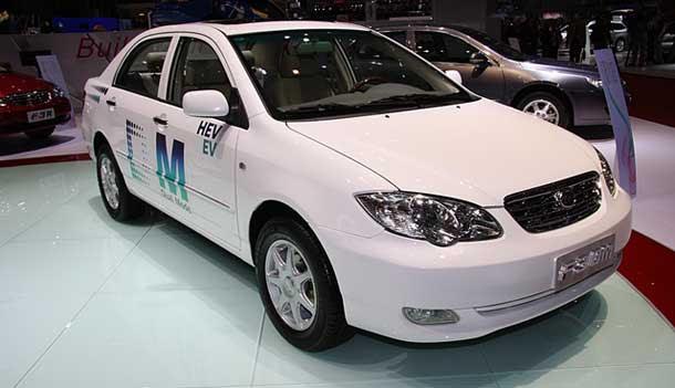 F3DM - Chineses elétricos, híbridos e convencionais invadem Detroit