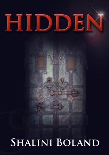 HIDDEN (Marchwood Vampire Series Book 1) by Shalini Boland