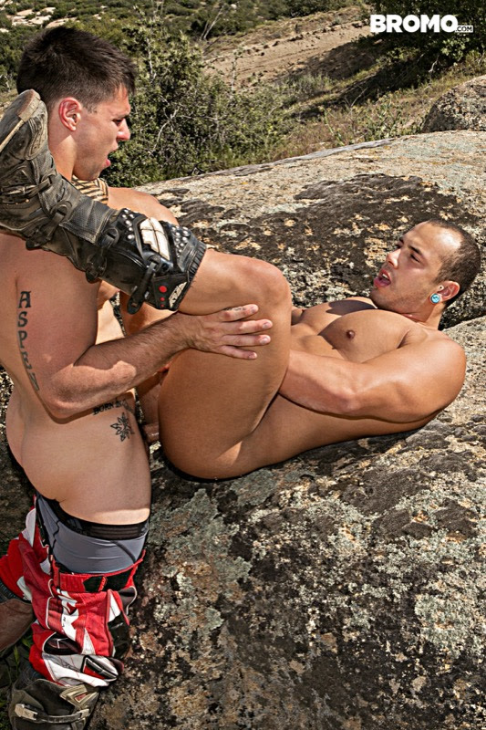 Dirty Rider (Aspen Fucks Leon Lewis) (Part 2) at Bromo