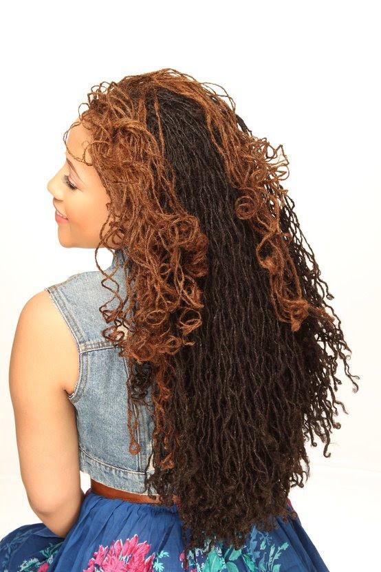 Dreadlock Hairstyles F...