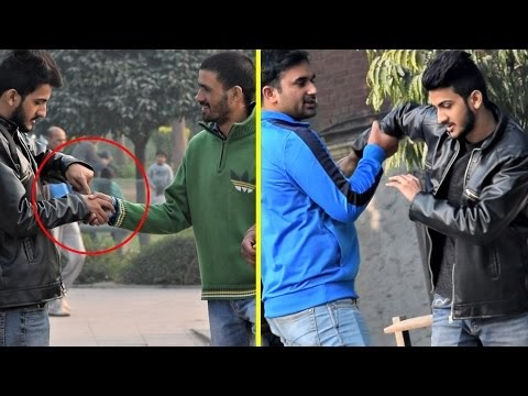Fingering Hole Prank - Gone Wrong | AVRprankTV | Pranks In India