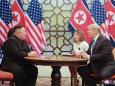 Trump blames North Korea summit failure on Cohen testimony