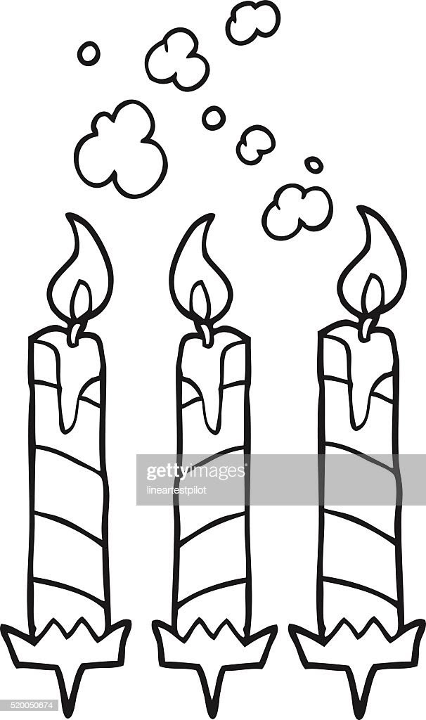 Birthday Cake Clipart Black And White No Candles Free