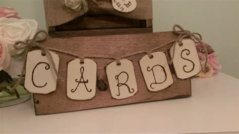 rustic wedding banner country wedding cards banner wood