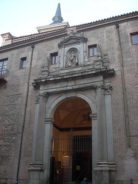 File:Iglesia del carmen madrid.jpg
