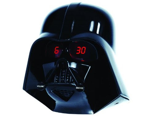 Star Wars Darth Vader Clock Radio