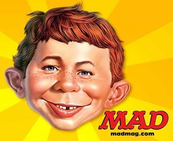 Who's MAD? A saga de uma revista