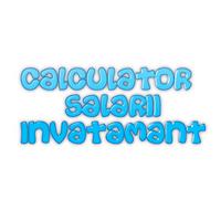 Calculator Salarii Invatamant