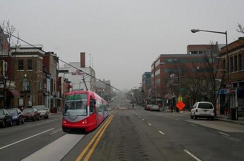 Another DC Streetcar H Street mockup by rllayman