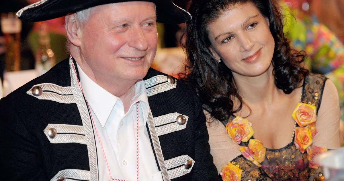 Mit Wem Ist Sahra Wagenknecht Verheiratet