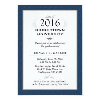 Formal Graduation Invitations & Announcements  Zazzle