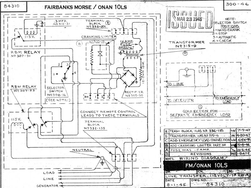 Onan 4000 Rv Generator Parts Diagram With Images Manual Guide