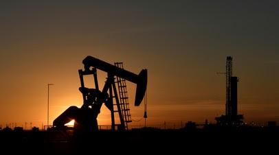 Цена нефти марки Brent поднялась выше $54 за баррель