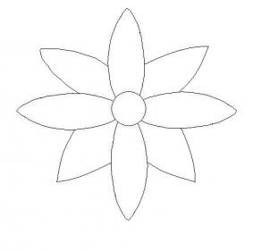Free How To Draw A Flower Download Free Clip Art Free Clip Art On Clipart Library