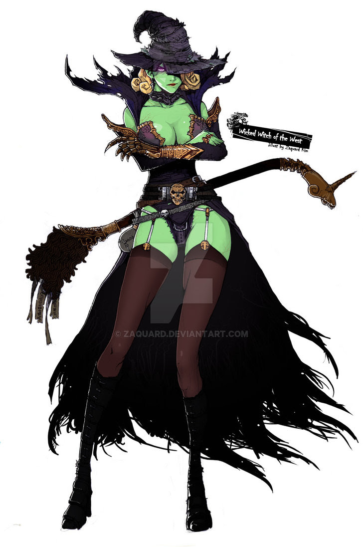 Wicked Witch Images Free Download On Clipartmag