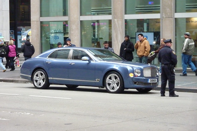 Bentley Mulsanne Bentley Spotting